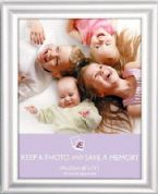 Anker Silver Round Photo Frame